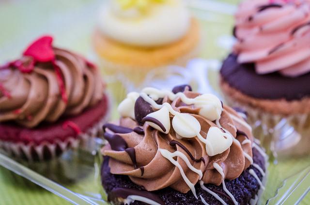 cup cakes seasonal