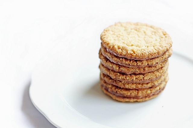Schokoladen cookies
