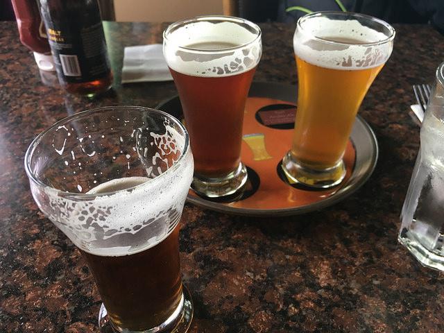 beer served