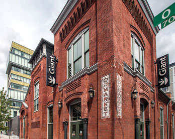 hodge giant store amenities