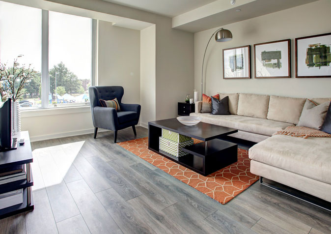 living space features