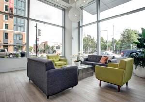 lounge amenities