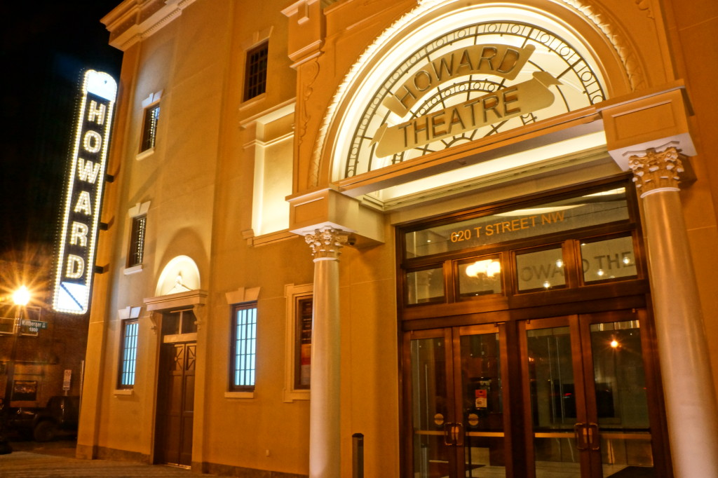 Howard Theater exterior